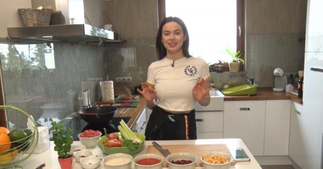 Любопитно Любимата закуска на Ева Пармакова - нещо, което всички