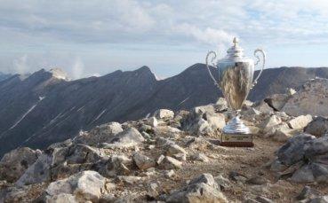Локо Пловдив качи купата на връх Вихрен