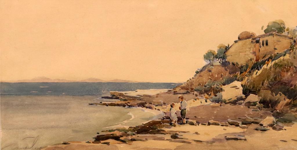 На брега 1920г.