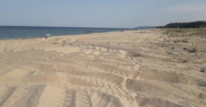 България Спешна проверка след сигнал - разорани дюни на Камчия