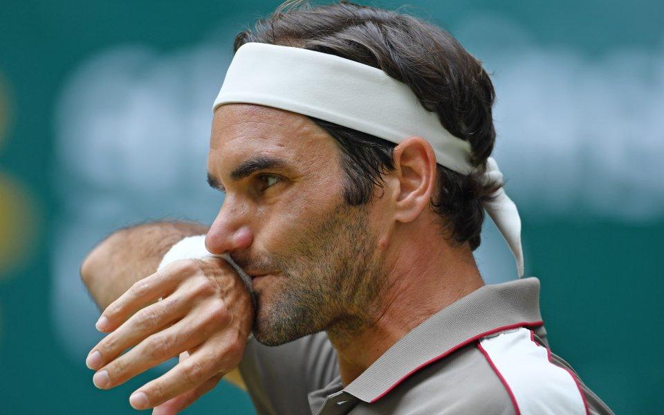 Роджър Федерер и Юсейн Болт спят по 12 часа на ден