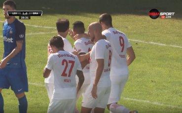 След Левски Брагантино победи и съперника на Лудогорец в ШЛ