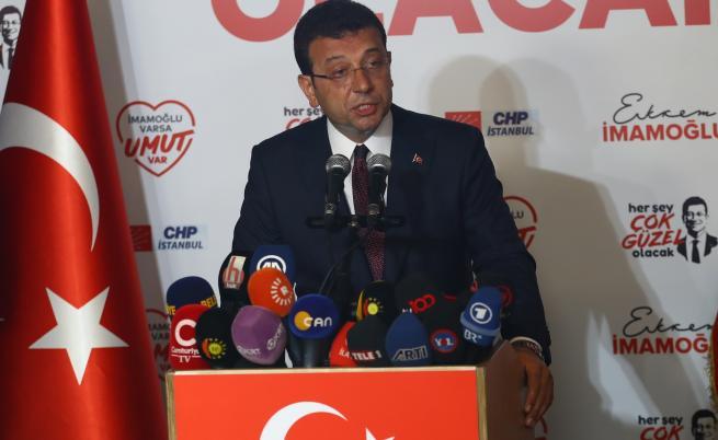 Ердоган изгуби Истанбул за втори път