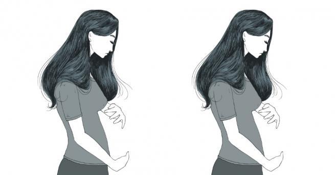 """Бременно момиче, как ухаеш на аборт"" - реплика на Криско"