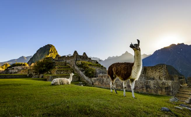 Перу – земя на лами, богата история и индиански племена