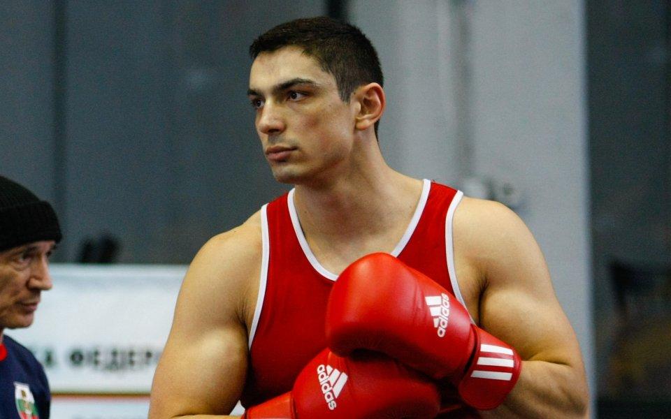 Белберов: Искам да вляза в професионалния бокс