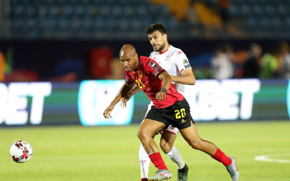 Отборите на Тунис и Ангола откриха мачовете в група Е