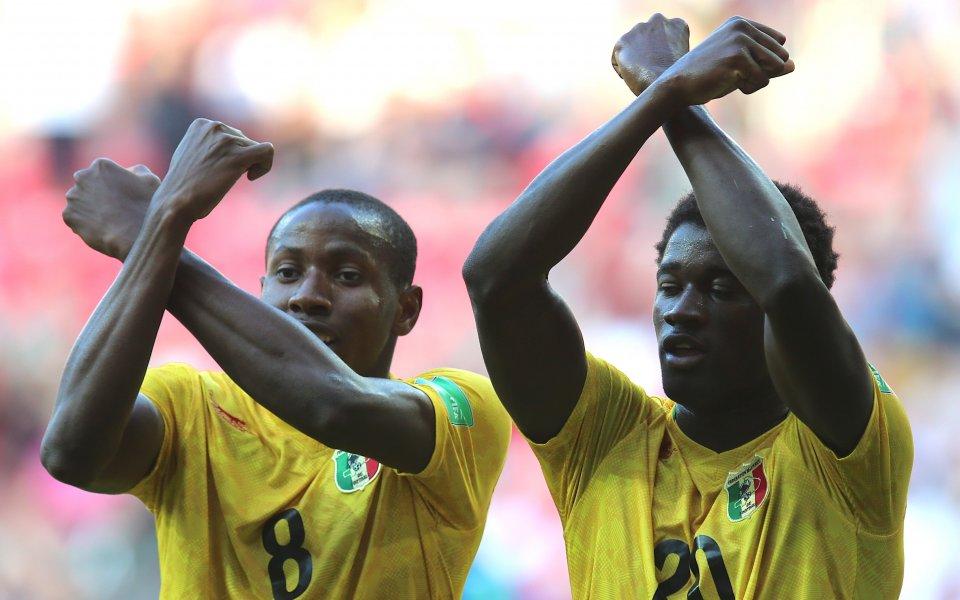 Отборът на Мали постигна изразителна победа в първия си мач
