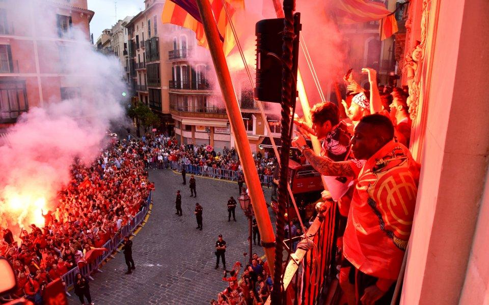 Футболистът на испанския Майорка Жуниор Лаго направи любопитно изказване за
