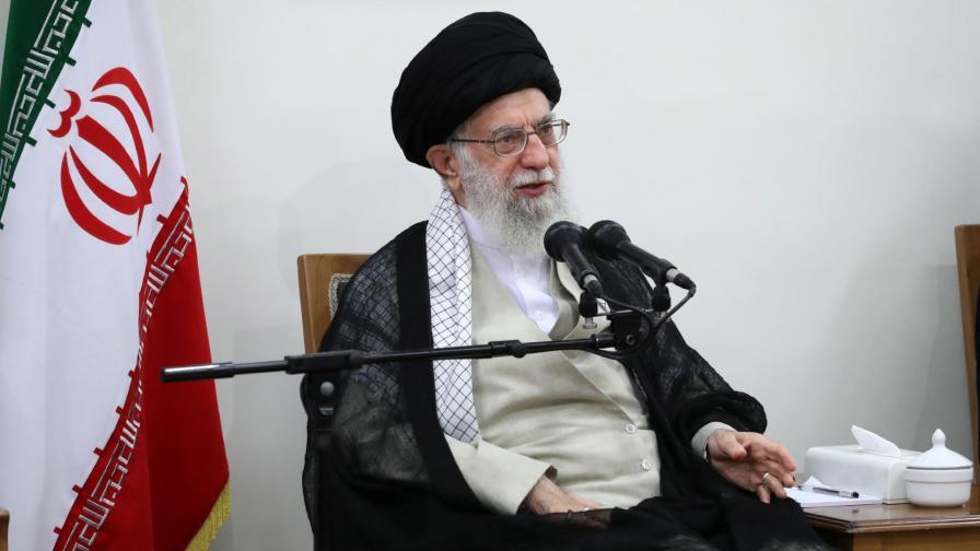 Аятолах Али Наменей