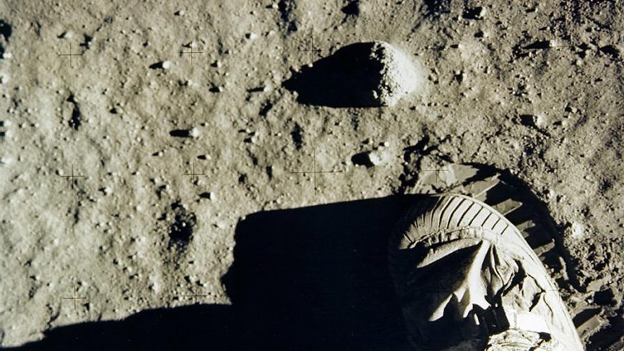 50 години от първата човешка стъпка на Луната