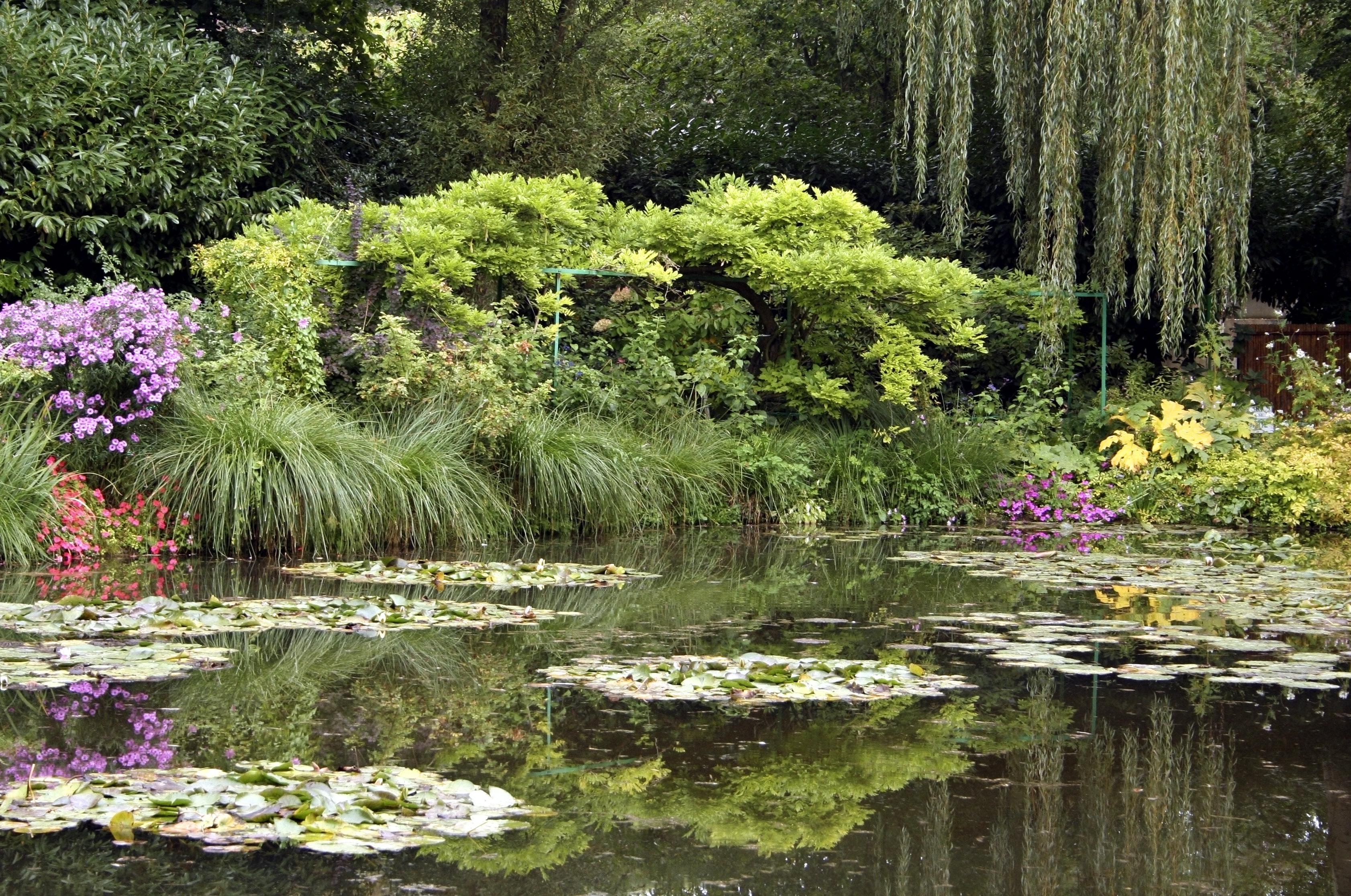 Градините Клод Моне - Живерни, Франция