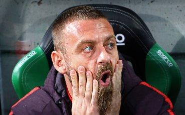 Новият треньор в Милан смигна на Де Роси