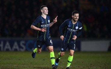 Давид Силва успокои: Моят наследник вече играе за Сити