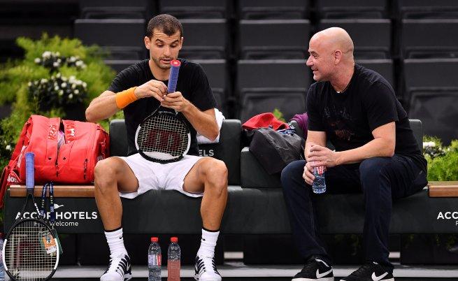Глоба за Григор Димитров. Колко ще трябва да плати тенисистът