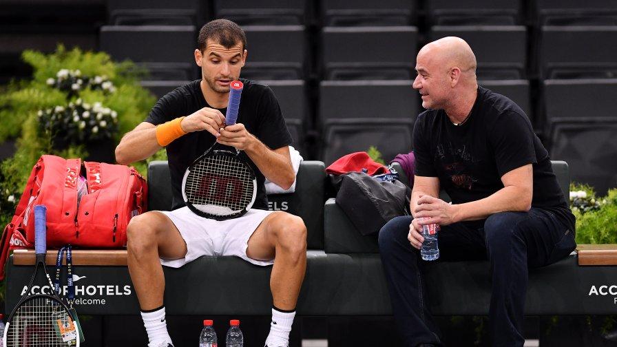 <p><strong>Глоба за Григор Димитров.</strong> Колко ще трябва да плати тенисистът</p>