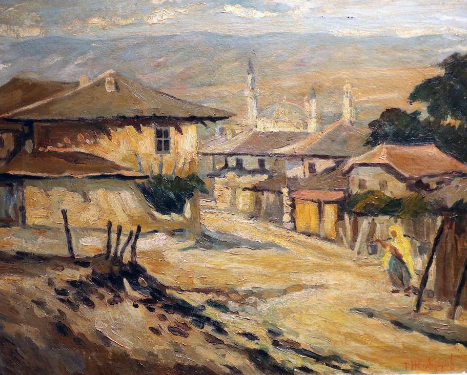 Георги Железаров (1897 – 1982) Родопско село, 30-те г. на ХХ в.