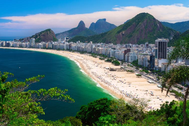 Копакабана, Рио де Жанейро