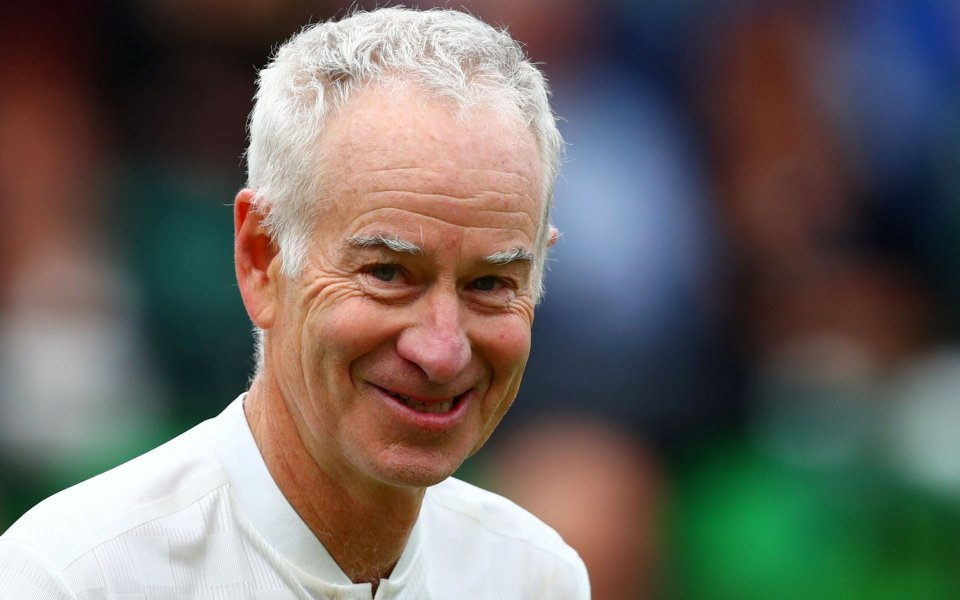 Бившият легендарен тенисист Джон Макенроу вярва, че Анди Мъри може