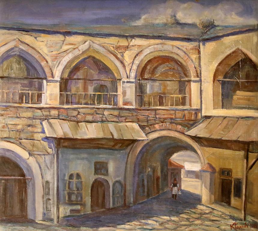 Христо Голов Куршум хан 1926г.