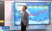 Прогноза за времето (27.06.2019 - обедна емисия)