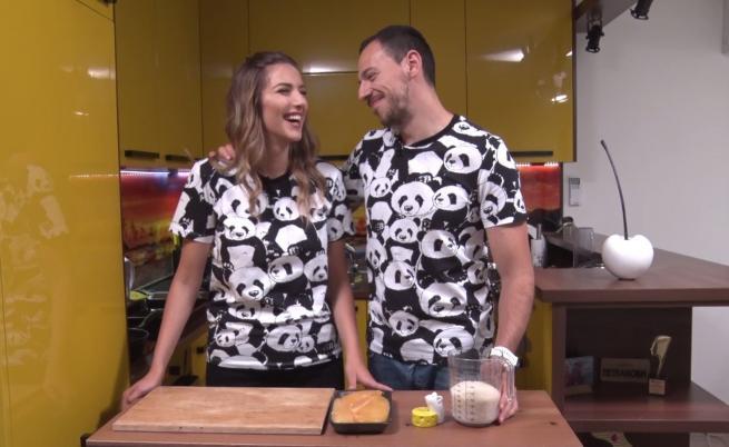 Алекс Петканова: Най-вкусно готви майката на Дани