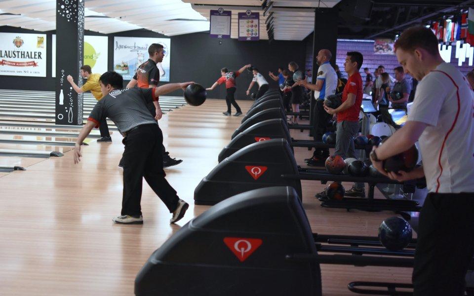 Специален отбор се включва на Европейския турнир по боулинг в София
