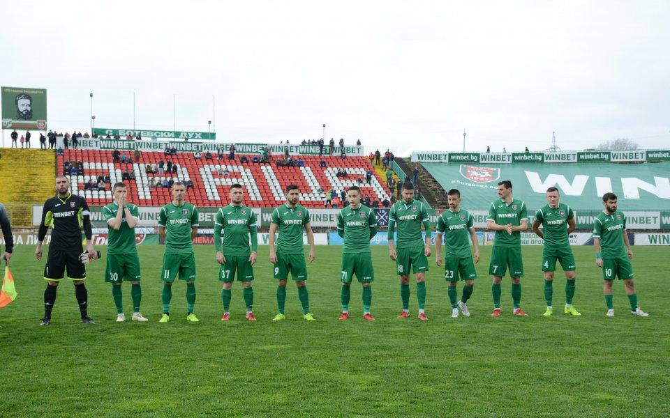Ботев Враца приключи подготовката си с успех