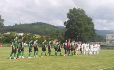 Оборище се справи с Банско в първия кръг в Югозападната Трета лига