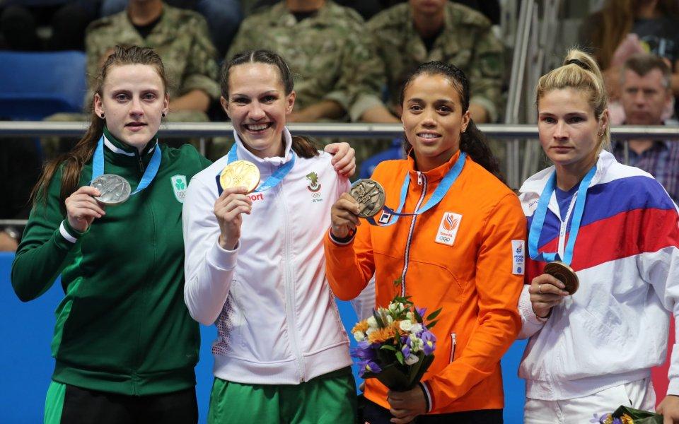 Последните български спортисти се прибират от Минск в понеделник и вторник