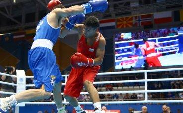 Даниел Асенов бе спрян на 1/4-финалите в Ухан