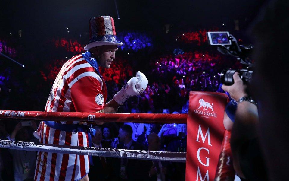 Тайсън Фюри изригна срещу Еди Хърн: Този не разбира нищо от бокс