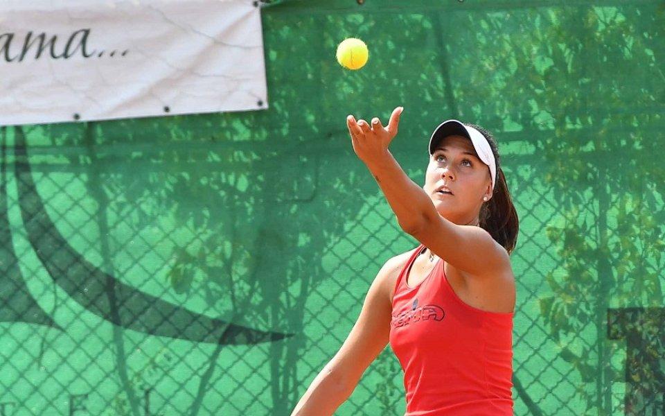 БГ-трио стартира с победи на тенис турнира в Триест