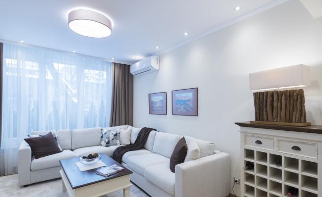 Софийски апартамент, който очарова с интериор (СНИМКИ)