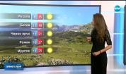 Прогноза за времето (01.07.2019 - централна емисия)