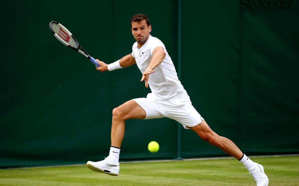 Григор Димитров загуби още четири позиции в световната ранглиста. Българският