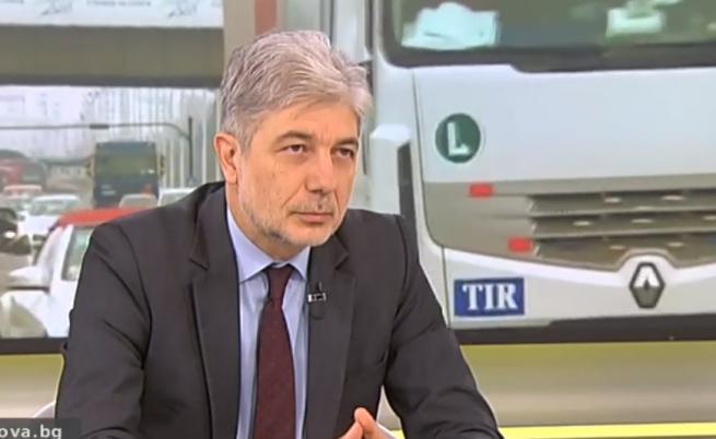 Димов: Забрана за внос на стари дизелови автомобили противоречи на правото на ЕС