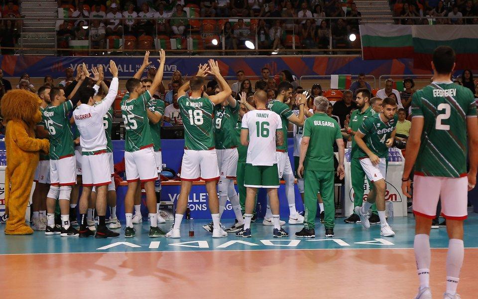 Пранди обяви състава на волейболистите за олимпийската квалификация