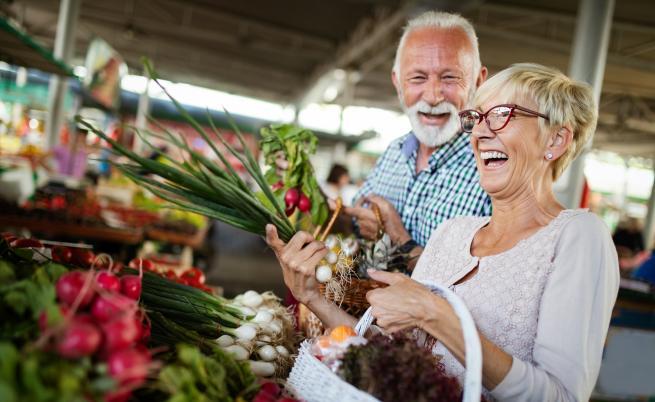 Повече плодове и зеленчуци, по-малко депресия
