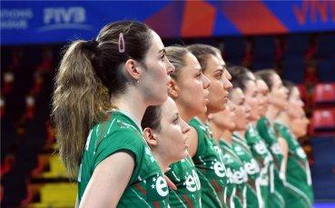 Българките се бориха лъвски, но паднаха от Сърбия на ЕП по волейбол