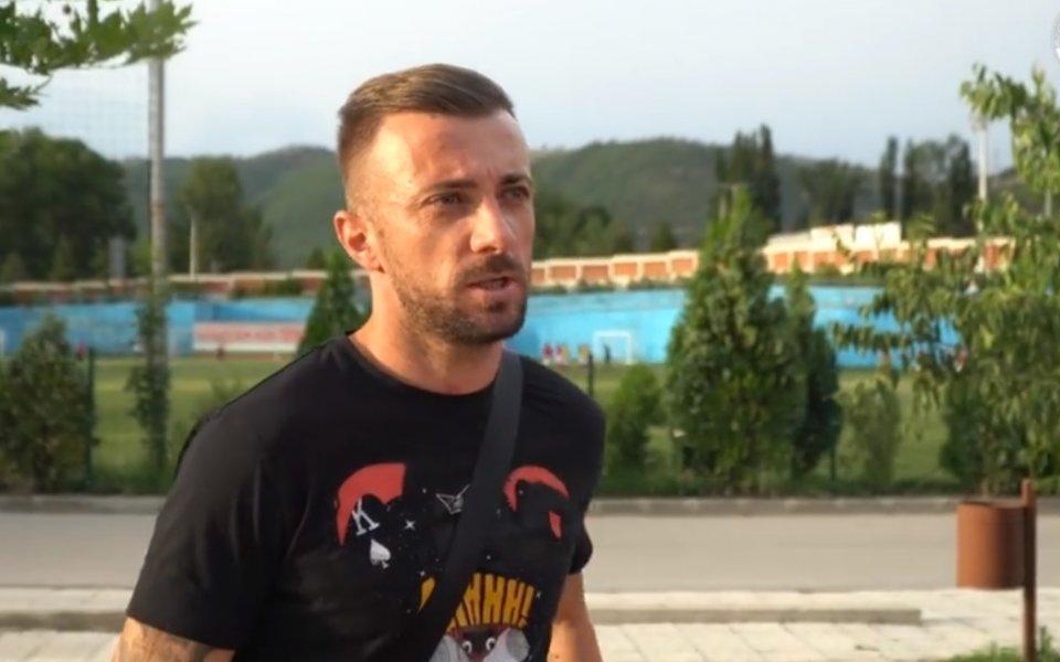 Мартин Тошев с нов гол за успех на Жетису
