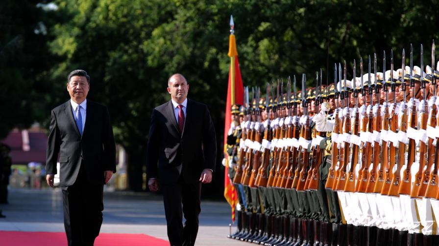 <p>Румен Радев: Отворихме нов етап в отношенията с Китай</p>