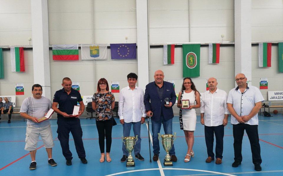 Стартираха държавните игри на спортистите от малките селища