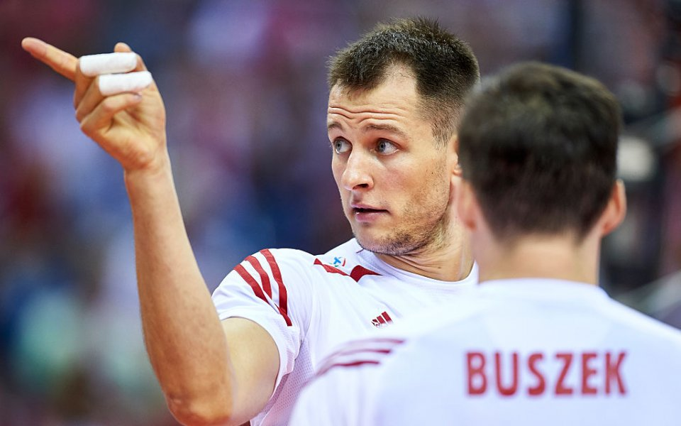 Един от най-добрите играчи на полския национален отбор по волейбол