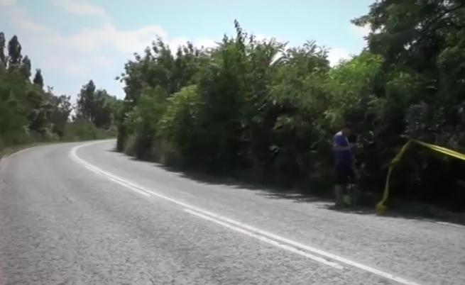 Екшън, обърната кола и гонка с полицията на непълнолетни затворници