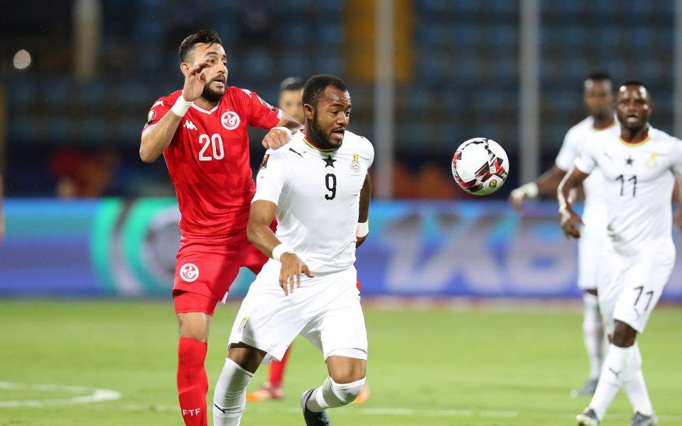 Тунис затули