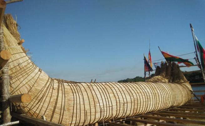 Индианци от Титикака превземат Черно море