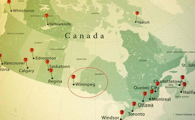 Изтичане на газ в Канада, десетки са в болница