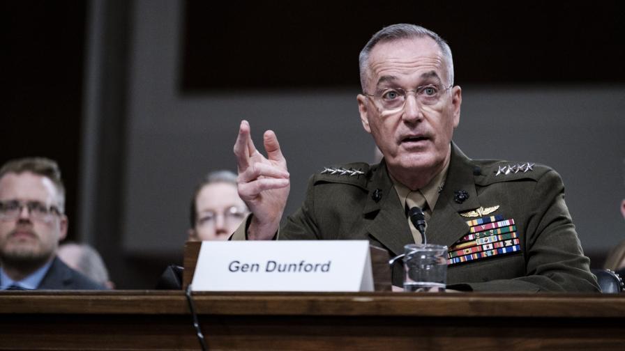 Генерал Джоузеф Дънфорд