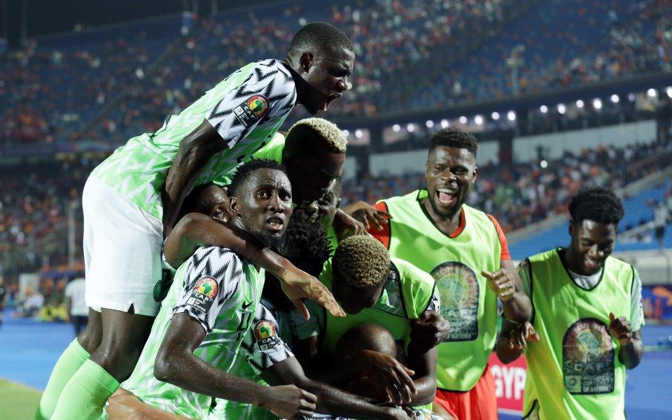 Нигерия унищожи ЮАР с гол в края